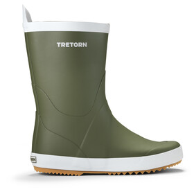 Tretorn Wings Rubber Boots Seagrass